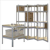 Rivet Departmental Shelving