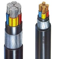 LT Copper Armoured Cables