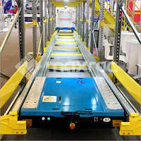 Automated Radio Shuttle Racking System