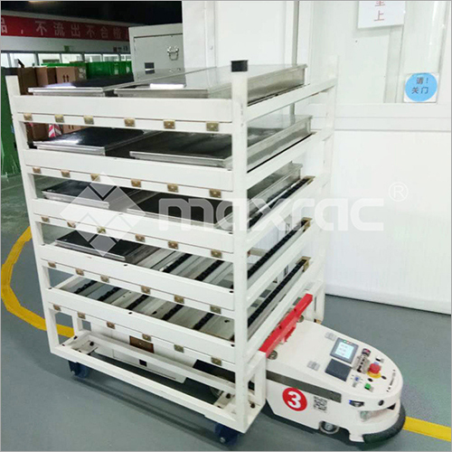 Automated Shelf System