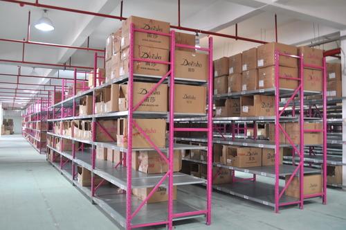 Heavy Duty Longspan Shelving Rack