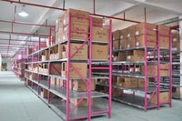 Heavy Duty Longspan Shelving Rack