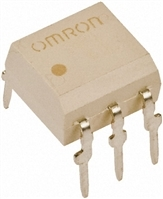 Omron Mosfet Relays With Spst-nc  G3vm-61b1