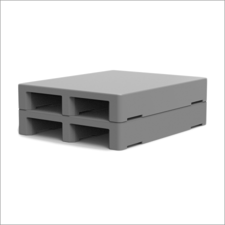 Two Way Roto Molded Plastic Pallets