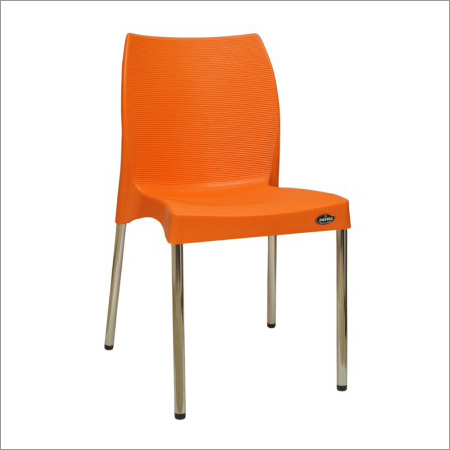 Armless Plastic Chair