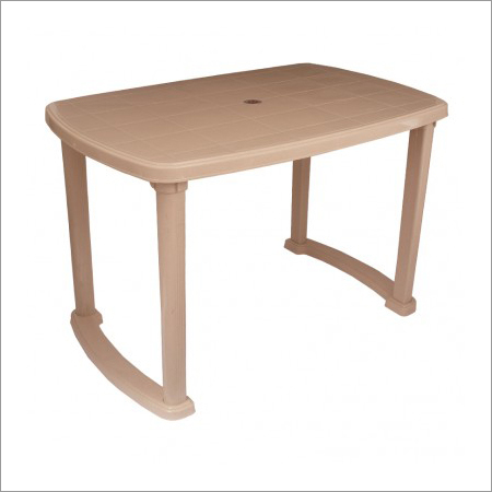 Plastic Dinning Table with Connector