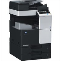 Konica Minolta Bizhub 287 Photocopier machine with RADF & Hard Disk