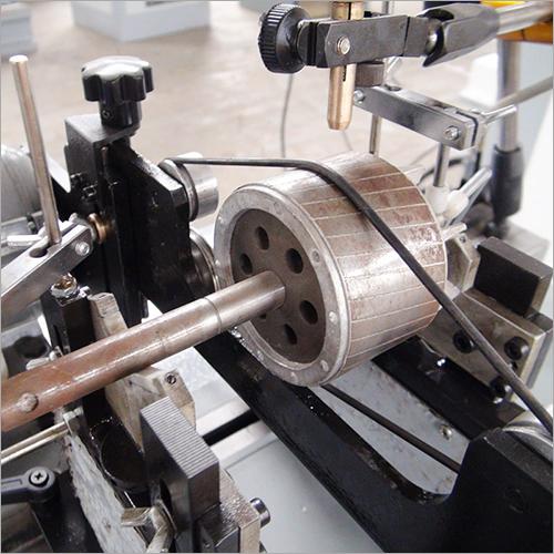 Small Centrifugal Fan Impeller, Small Axial Fan Impeller, Motor Rotor Balancing Machine