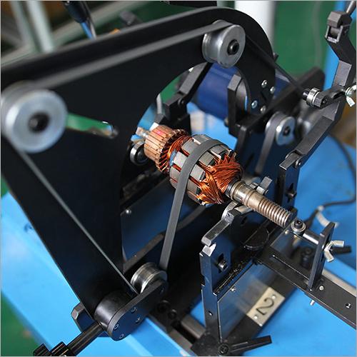 Motor Armature, Car Alternator Rotor,wound Rotor, Combing Roller Belt Drive Balancing Machine