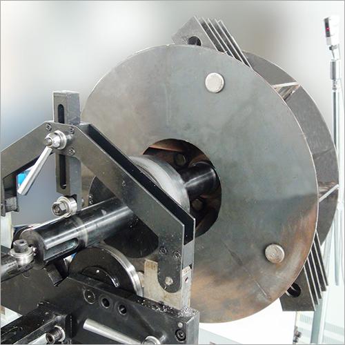 Wheel Belt Drive Balancing Machine