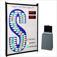 First Aid LED Display Board