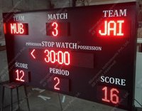 Digital Sports Score Display Board