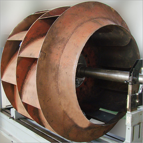 Drying Cylinder Universal Joint Drive Balancing Machine