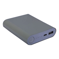 10400 Silver Power bank