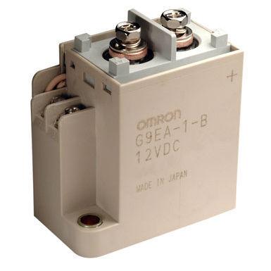 DC Power Relays G9EA Series