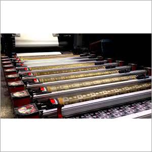 Rotating Printing Engraved Cylinder