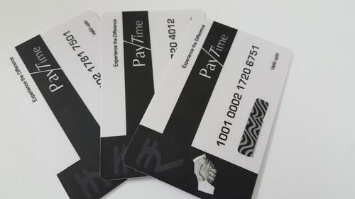 PVC Scratch Cards