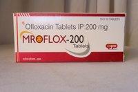 Ofloxacin-200mg & Ornidazole-500mg Tablet
