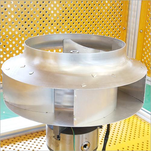 Single Plane Vertical Pneumatic Spindle Balancing Machine
