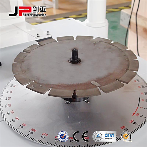 Diamond Saw Blade Vertical Balancing Machine