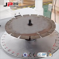 Grinding Wheel, Continuous Rim Saw Blade, Diamond Saw Blade Vertical Balancing Machine