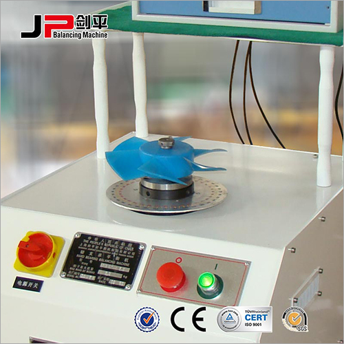 Micor Rotors, Micro Fans, Small Shaft Rotor Vertical Balancing Machine