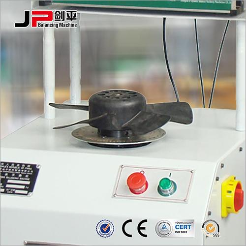 Small Shaft Rotor Vertical Balancing Machine