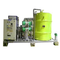 Chlorinator Water Disinfection System