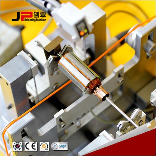 Micro Motor Armature, Pump Armature, Ac Motor Armature Soft Bearing Balancing Machine