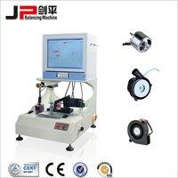 Micro Motor Armature, External Rotor Motor Fan Soft Bearing Balancing Machine