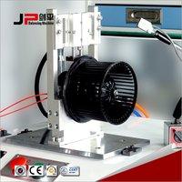 Self Drive Balancing Machines for External Rotor Motor Fan, Car Heater Fan, Cooling Fan