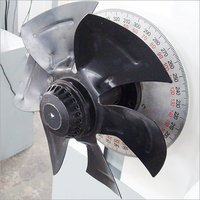 Axial Flow Fan Blade, Impeller Balancing Machine