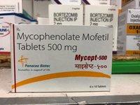 MYCEPT Mycophenolate Mofetil 500MG