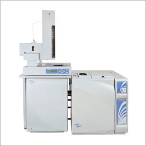 Laboratory Gas chromatographs