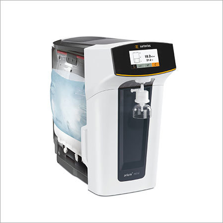 Ultrapure lab water systems  with builtin TOC Monitor(Type 1)
