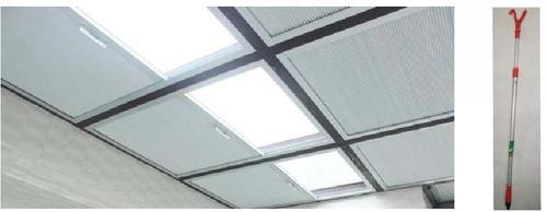 Skylight Honeycomb Blinds (Manual)