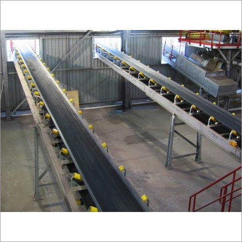 Rubber Conveyor System