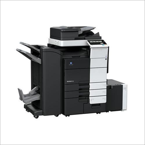 Photocopier machine with DADF