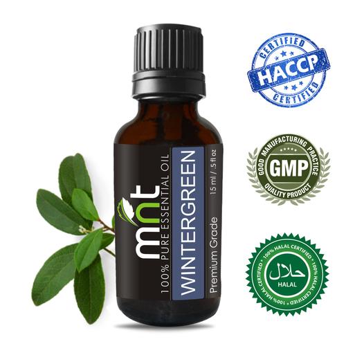 MNT Wintergreen Essential Oil