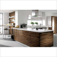 Home Interior Modular Kitchen