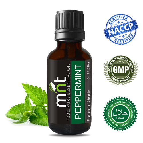 MNT Peppermint Essential Oil