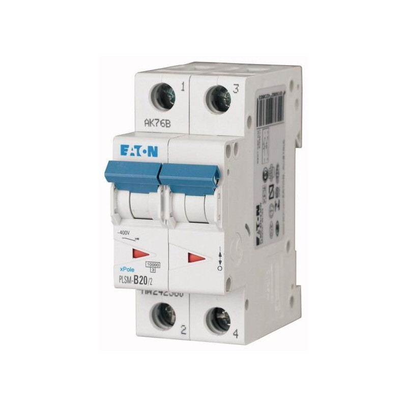 PLSM-B20 Miniature Circuit Breakers