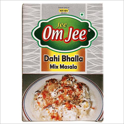 Dahi Bhalla Masala