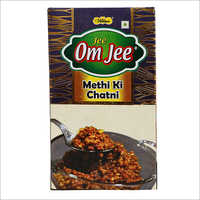 Methi Ki Chatni