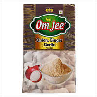 Onion, Ginger And Garlic Powder