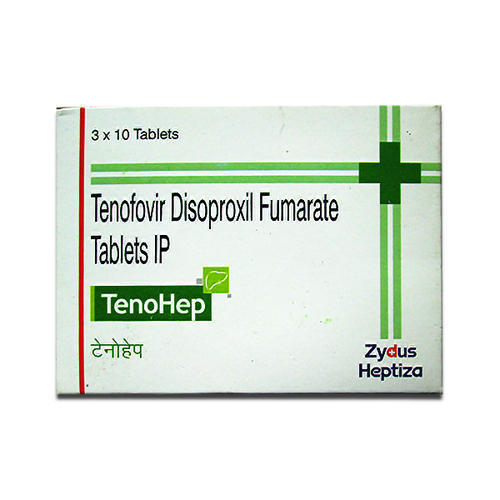 TENOHEP Tenofovir Disoproxil Fumarate 300MG