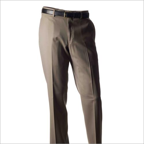 Mens Formal Plain Trouser
