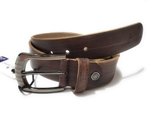 Urban Army Leather Belt