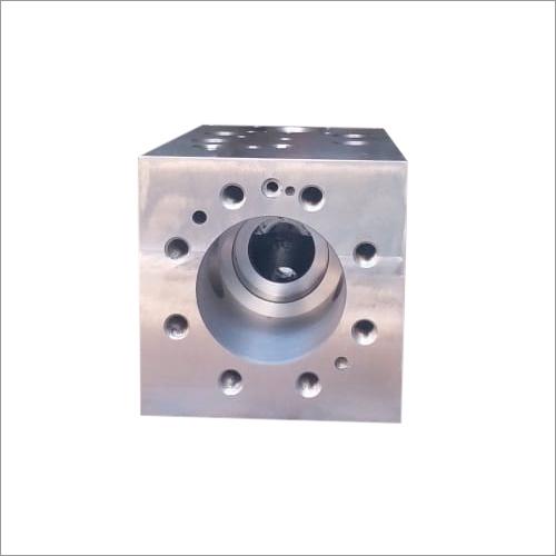 Logic Valve Hydraulic Manifold Block