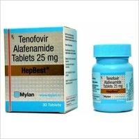 HEPBEST Tenofovir Alafenamide 25mg